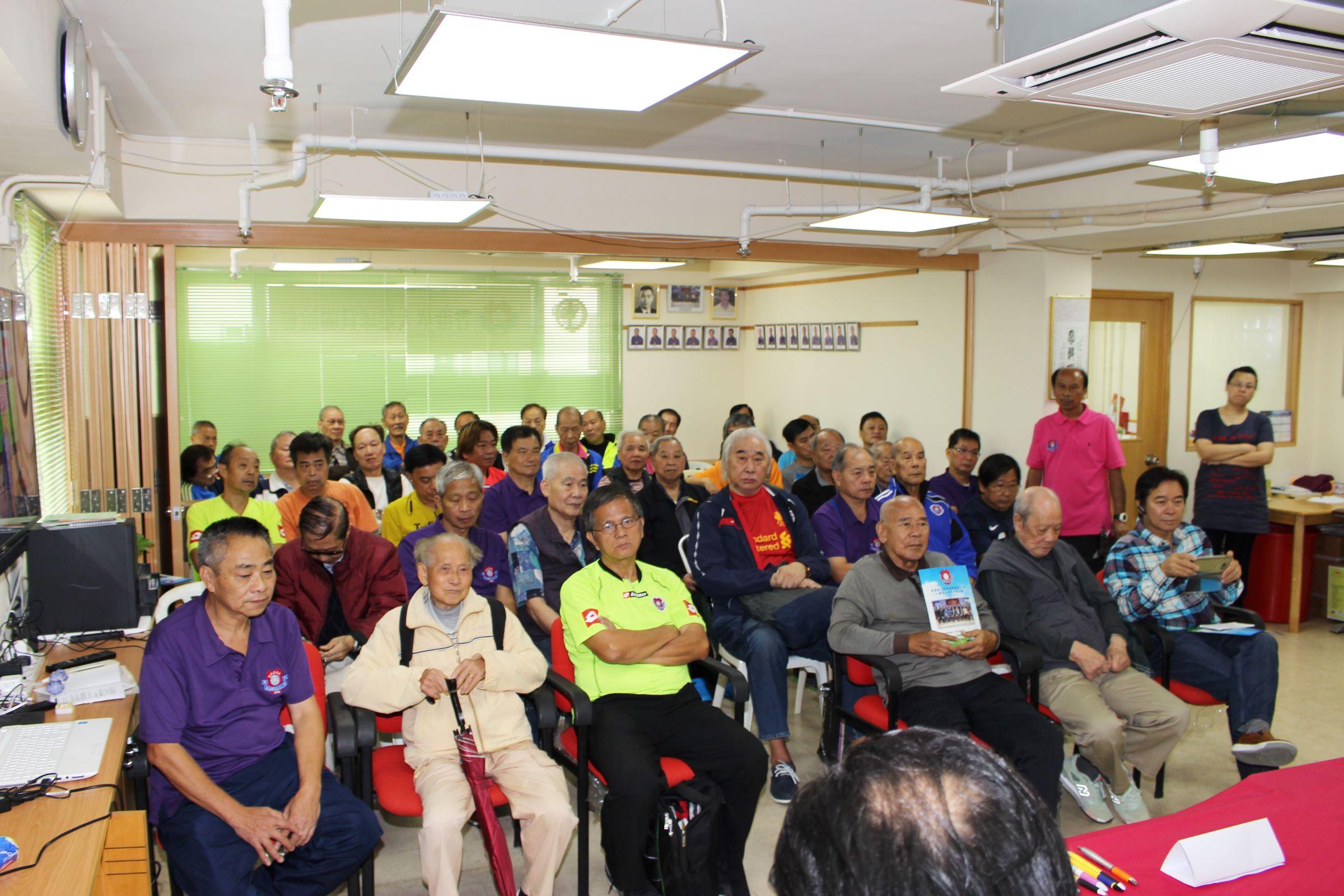 2016-11-12 香港華人足球員聯誼會61週年執委選舉日02